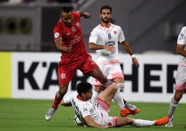 اعلام موافقت رسمی AFC با تغییر زمان دیدار پرسپولیس - الدحیل