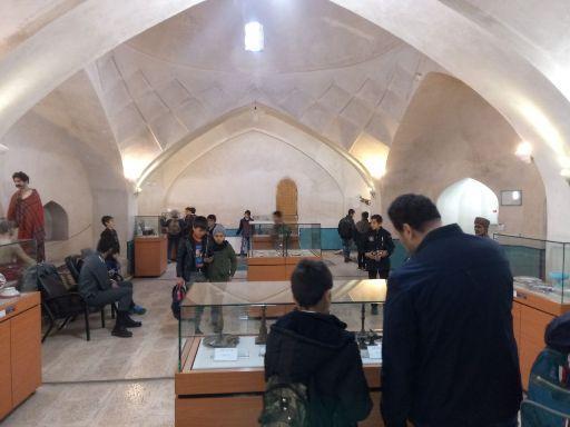 دانش آموزان اردبیلی از موزه ها بازدید کردند، چینی خانه در صدر علاقه مندی