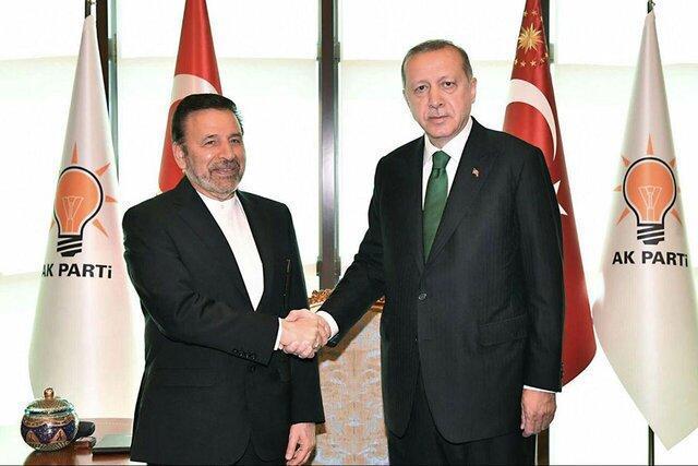 واعظی: توسعه روابط و همکاری های ایران و ترکیه به نفع دو ملت است