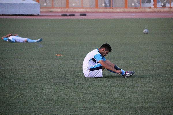 روز تلخ برای نمایندگان فوتبال پایه قم در لیگ های کشوری
