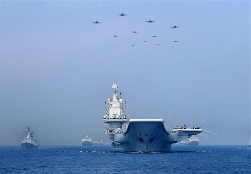 هشدار چین به رزم ناوهای آمریکایی برای ترک دریای جنوبی چین