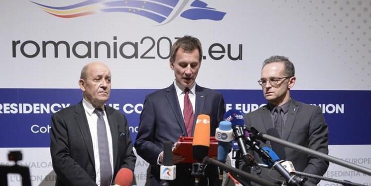 شورای روابط خارجی اروپا: اینستکس را راه اندازی کنید و برجام را نجات دهید