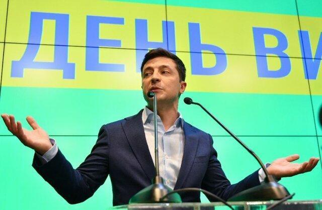 رئیس جمهوری اوکراین حکم انحلال مجلس را صادر کرد