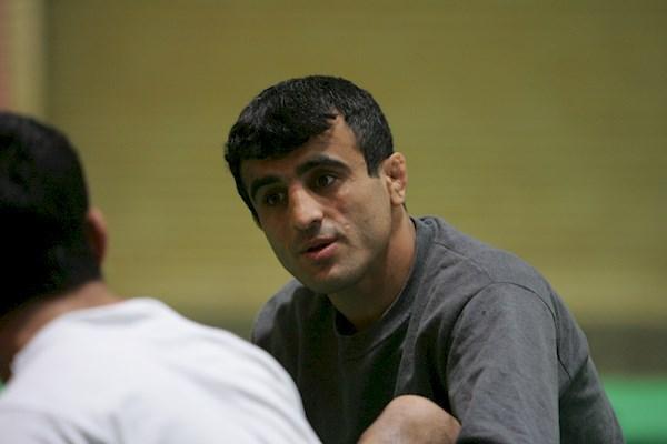 مراد محمدی: کشتی از نبود فرزندانش آسیب می بیند ، اینجا خانه قهرمانان است