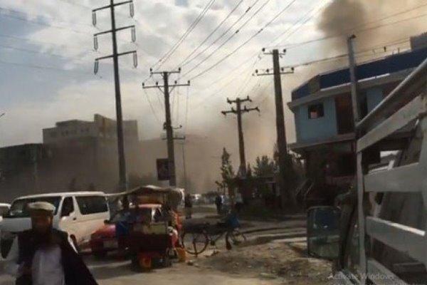 انفجار در کابل با 2 کشته و 7 زخمی