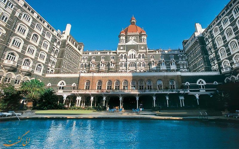 معرفی بهترین هتل های 5 ستاره بمبئی