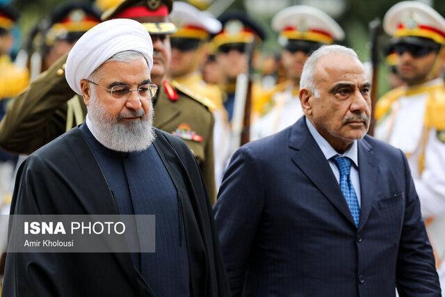 بغداد برای کاهش تنش تهران و لندن نقش ایفا کرد