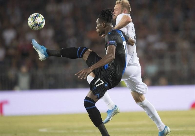 بروژ در حضور 16 دقیقه ای رضایی به مرحله گروهی لیگ قهرمانان اروپا نزدیک شد، تساوی خارج از خانه آژاکس