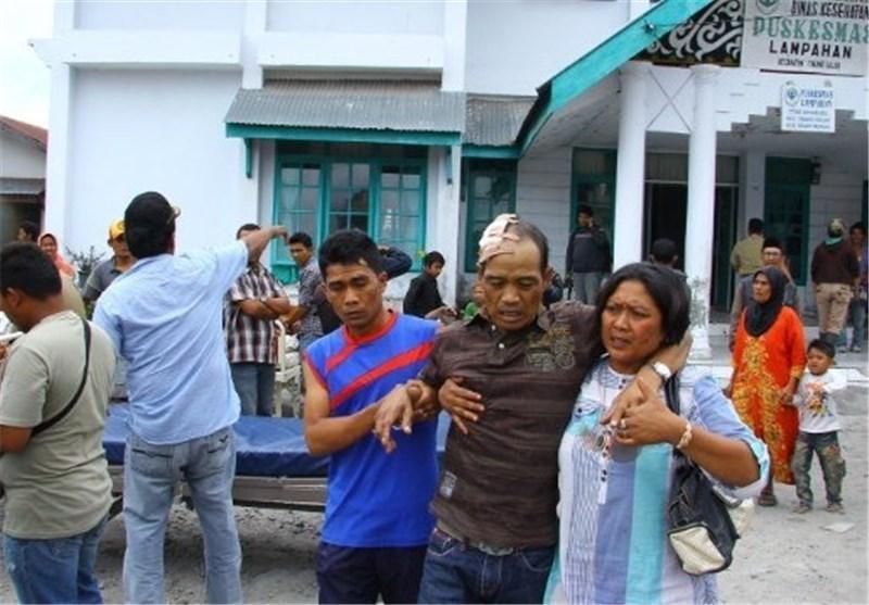 22 کشته و 200 زخمی در زمین لرزه اندونزی