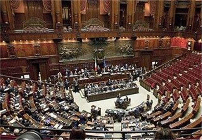 نشست مجلس ایتالیا با هدف برون رفت از بن بست سیاسی