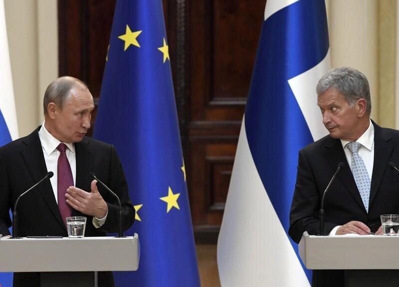 واکنش پوتین به احتمال استقرار موشک های آمریکا در اروپا