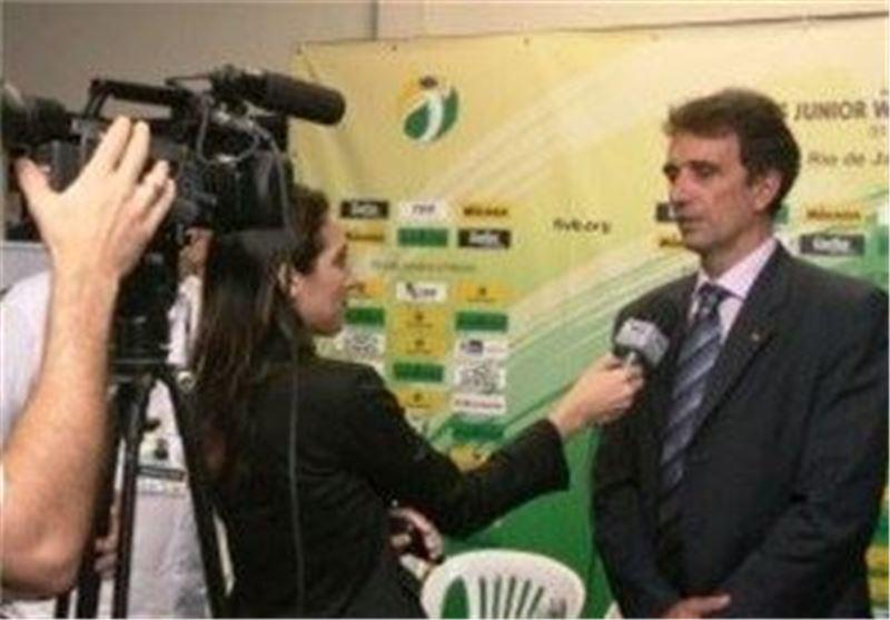مشاور بین الملل فدراسیون والیبال ایران از ایتالیا می آید