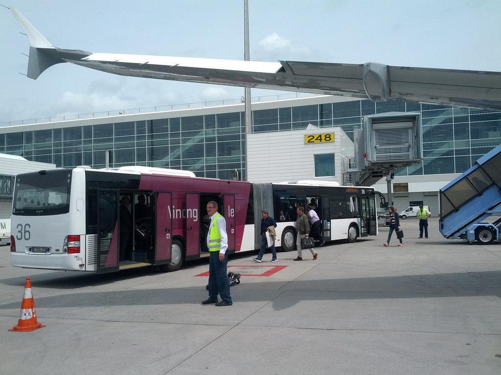 چطور از از فرودگاه به مرکز شهر مونیخ برویم