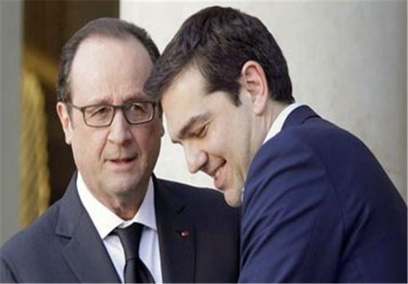 یونان: به جای آلمان فرانسه باید سیاست های اروپایی را پیش ببرد