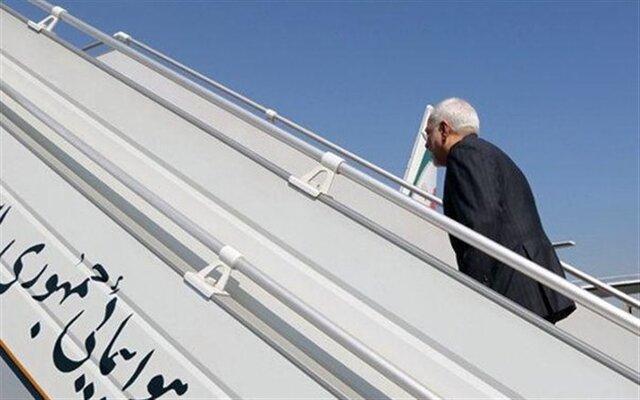 ظریف جاکارتا را به مقصد تهران ترک کرد
