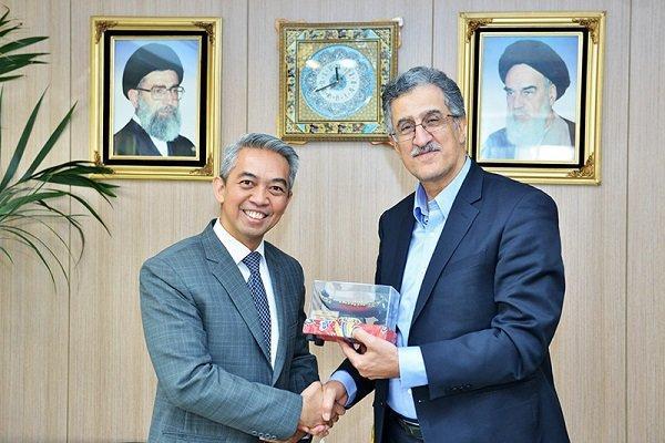 همکاری مستقیم یک بانک اندونزی با بانک های ایرانی