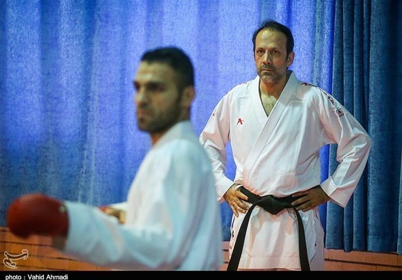 لیگ برتر کاراته وان ژاپن، اقدام جالب سرمربی تیم ملی کاراته در مبارزه اباذری و گنج زاده