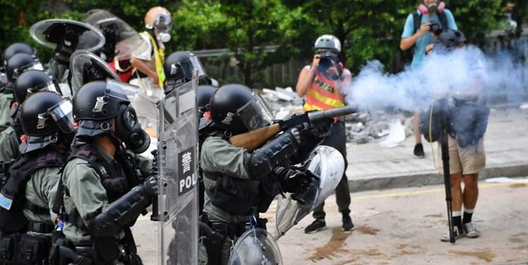 رویترز: چین شمار نظامیان خود را در هنگ کنگ دوبرابر کرد