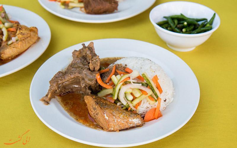 این غذاهای مالزیایی را هم بچشید و هم دستور پختش را یاد بگیرید!