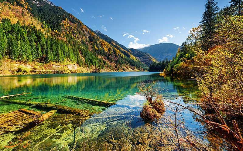 بهترین مسیرهای طبیعت گردی در چین
