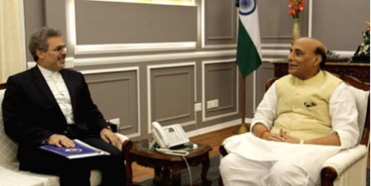 پیغام کتبی وزیر دفاع ایران به همتای هندی تسلیم شد