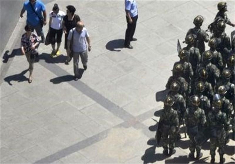 پلیس چین 6 نفر را در ارتباط با خشونت های سین کیانگ بازداشت کرد