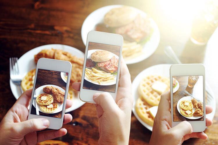 اینستاگرام برای پست های مربوط به رژیم غذایی قوانین جدید اعمال می نماید