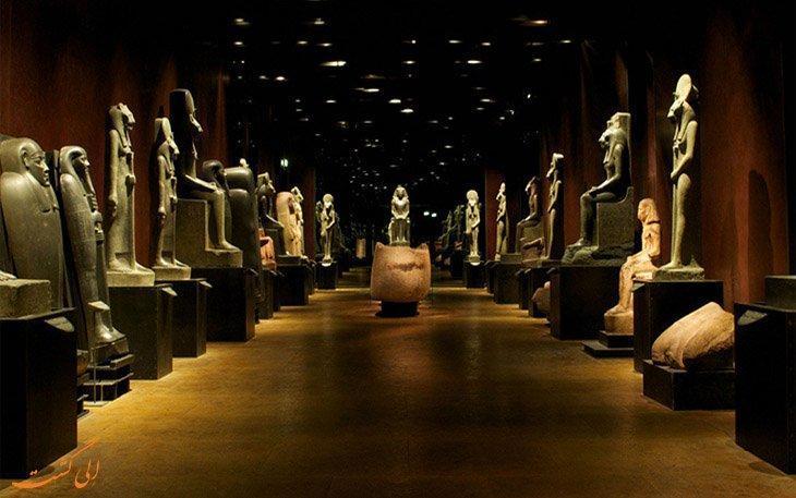 موزه مصرشناسی تورین در ایتالیا