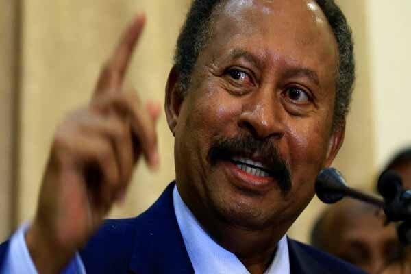 رایزنی مقام های سودانی با ولیعهد ابوظبی