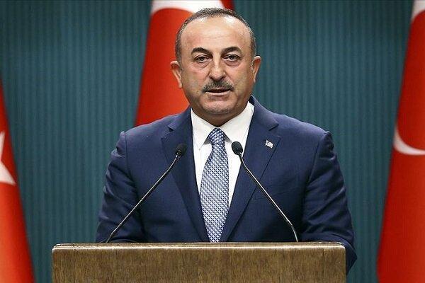 نخستین اظهارات وزیرخارجه ترکیه پس از شروع حملات علیه سوریه