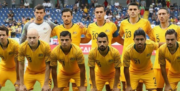پیروزی پرگل استرالیا مقابل نپال