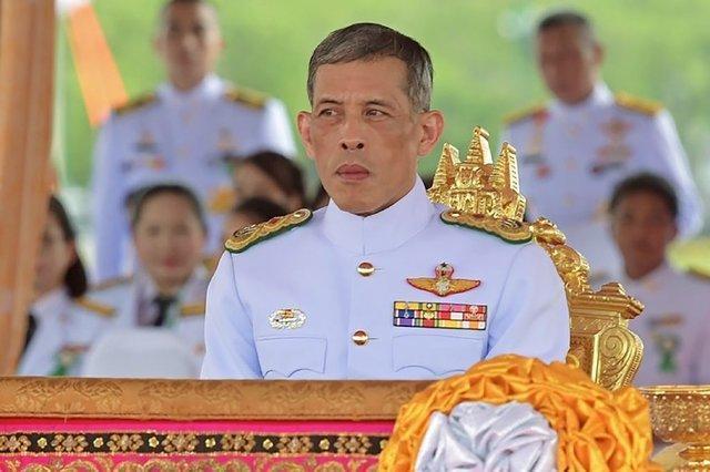حبس 18 ساله، مجازات توهین به پادشاه تایلند
