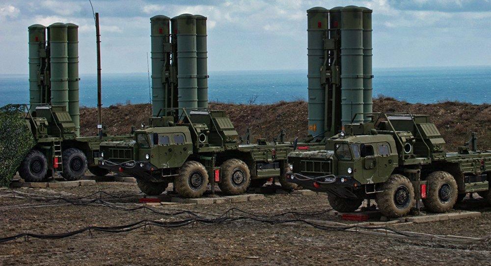 روسیه به هند اس-400 می دهد
