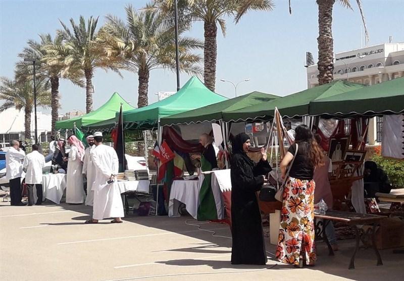 برگزاری نخستین خیمه فرهنگی دانشجویان ایرانی در عمان