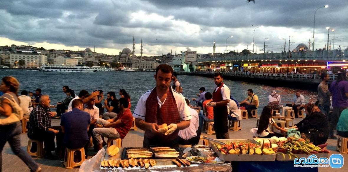 غذاهای محلی استانبول: با بهترین غذاهای ترکیه آشنا شوید