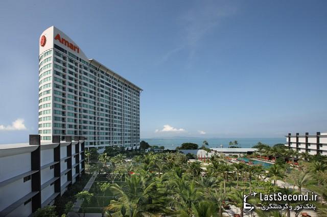 هتل آماری ارکید، پاتایا