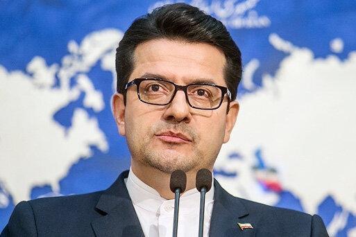 پاسخ سخنگوی وزارت خارجه ایران به اظهارات همتای آمریکایی