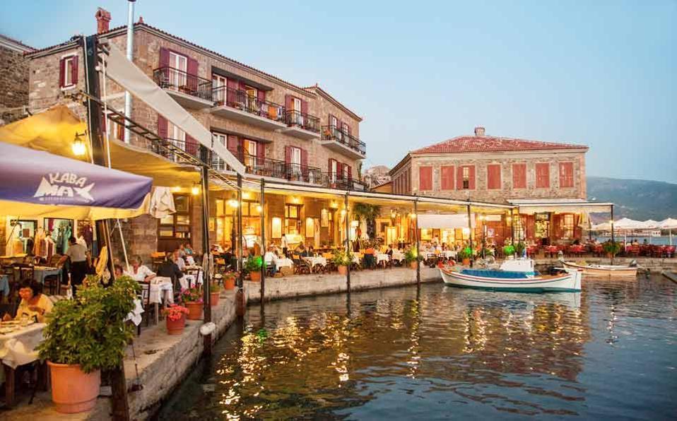 با زیباترین جزایر یونان آشنا شوید