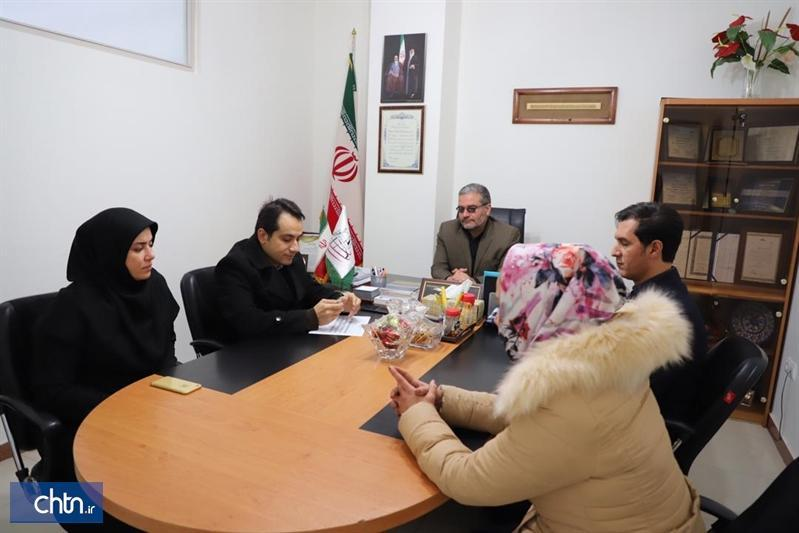 آزمون زبان تخصصی ترکی استانبولی ویژه راهنمایان گردشگری در زنجان برگزار گردید