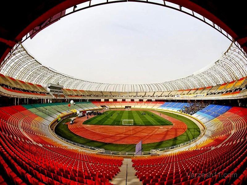 استادیوم نقش دنیا میزبان بازی های آسیایی سپاهان