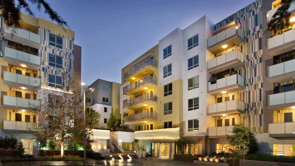 هشدار به خریداران آپارتمان های میانسال