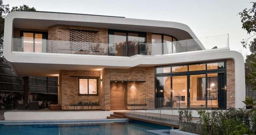 حفظ خانه های ارزشمند دارای معماری معاصر