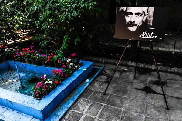 اعتراض اهل قلم به بازسازی موزه جلال، نگذارید ویرانه گردد این خانه!