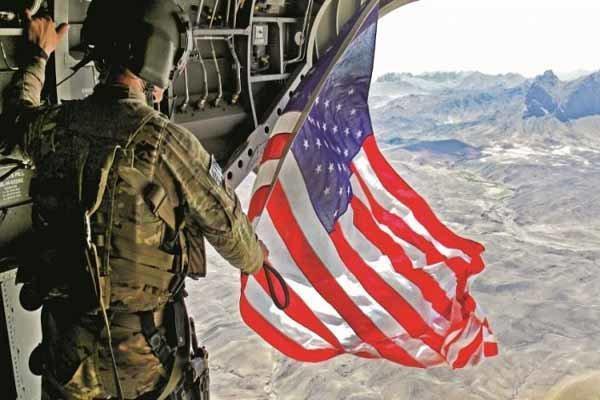 نخستین نظامی آمریکایی به کرونا مبتلا شد