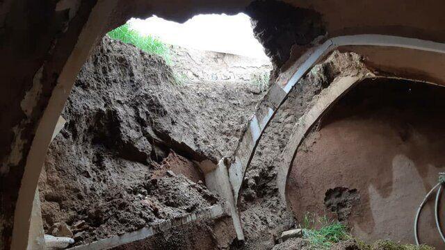 خبرنگاران مسجد تاریخی نظرآباد به زودی مرمت می گردد