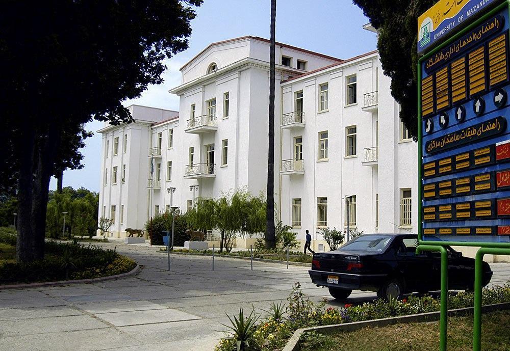 شناور کاتامارون به همت شرکت های دانش بنیان دانشگاه مازندران ساخته شد