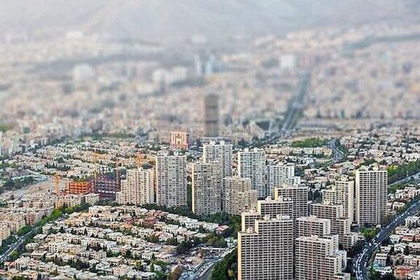 قیمت های متفاوت آپارتمان در مناطق مختلف تهران