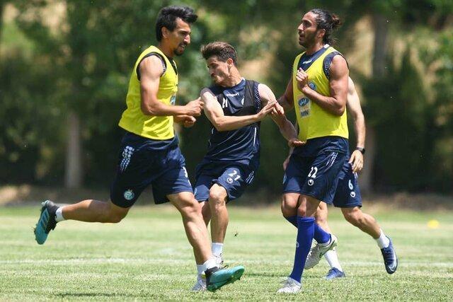 بازگشت محمد دانشگر و نظارت ویژه مجیدی روی فوتبال درون تیمی