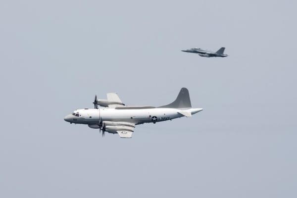 هواپیمای جاسوسی آمریکا از نفس افتاد