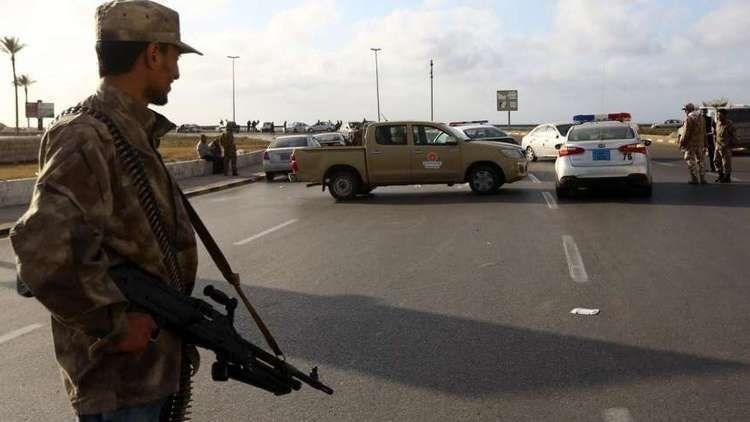 دولت وفاق در غرب لیبی نیروهای حفتر را عقب راندند